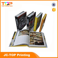 High quality coloring casebound hardcover offset printing books marketing