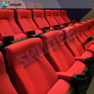Maoming Project Sound Vibration Movie Theater SV Cinema With 100 Seats