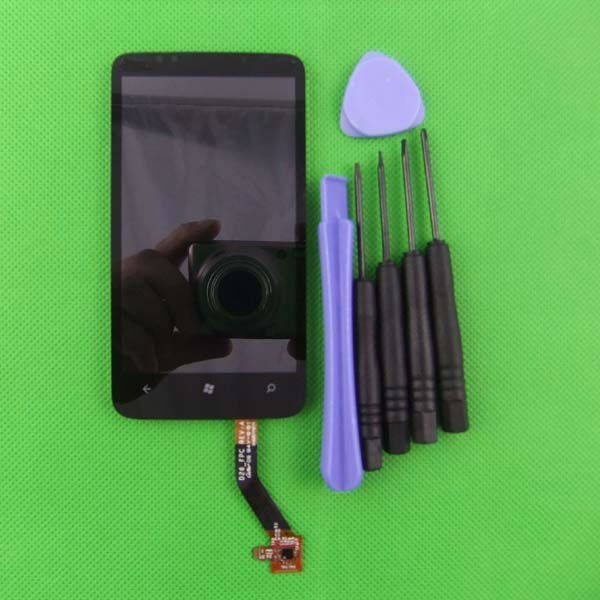 For HTC T8788 Surround LCD Display and Touch Screen Digitizer assembly