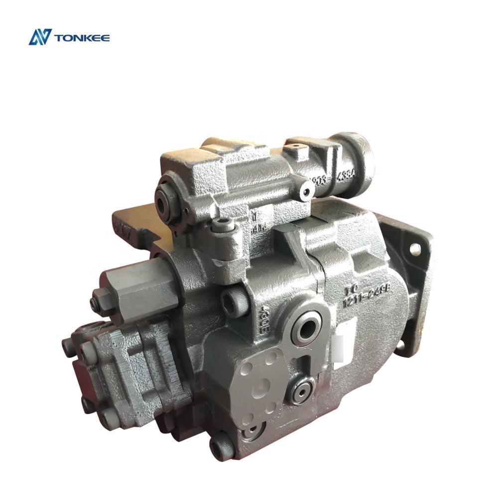 VOE14520750 excavator piston pump PVC80RC01 Pump Heavy parts ECR88 hydraulic main pump for VOLVO TOSHIBA