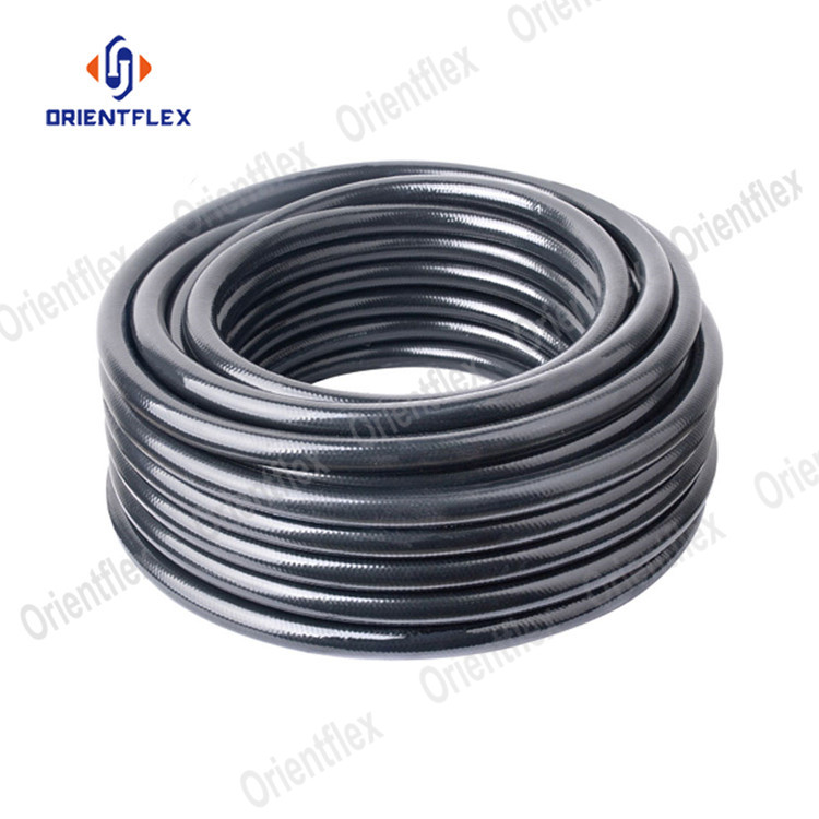 "NEW 3//8/"" ID GAS Oil Tubing Propane Hose 25Ft Iron Braided Reinforced BBQ Camping"