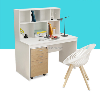 Computer Table With Bookcase Modern Design,Student Study Table Home  Furniture   Buy Computer Table,Computer Table With Bookcase,Study Table  Product On ...