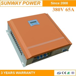 big capacity solar charge controller 380v with 3 years warranty