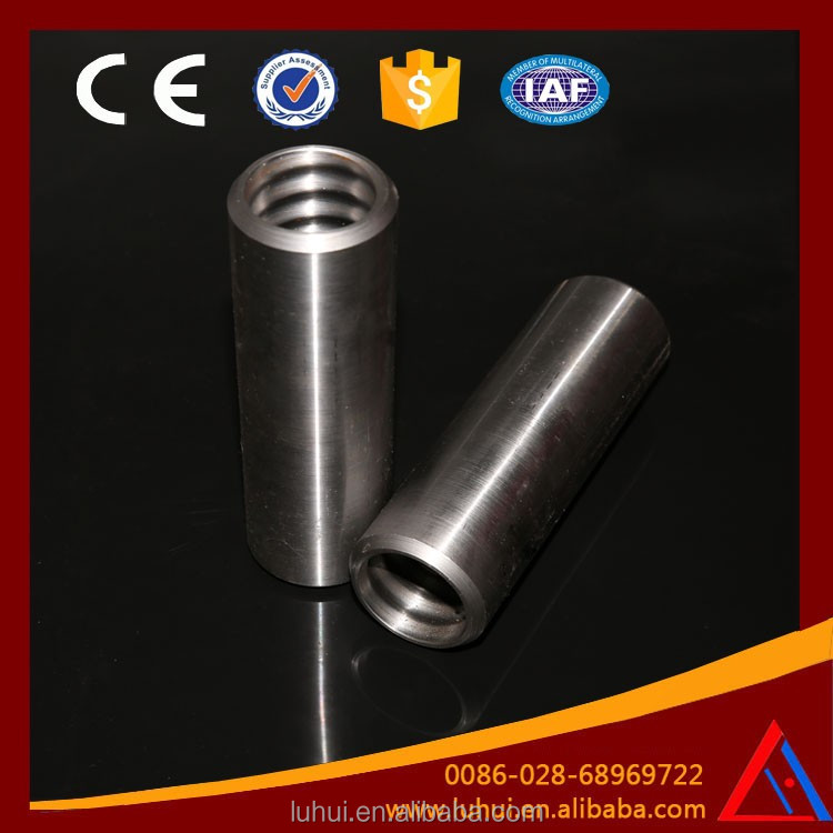 Fully Thread Bar Reinforcing Steel Injection Hollow Bar Coupler