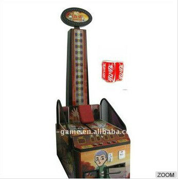 Drinking vending machine,boxing kongfu game machine