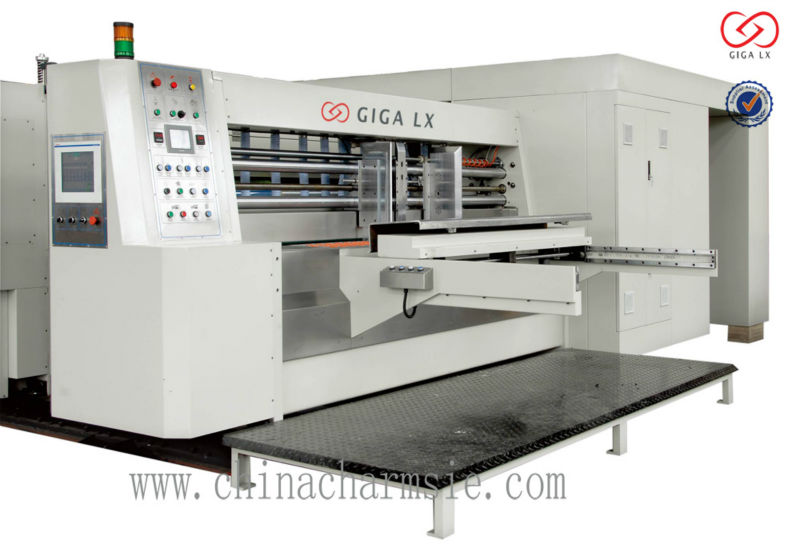 GIGA LX Full Automatic / Large Memory Orders / machine to make cardboard boxes
