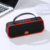 OEM Cheap Mini Double 3W Metal Hanging Outdoor Wireless Portable Speaker