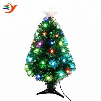 Battery Powered Desktop Fiber Optic Led Mini Christmas Tree Buy Mini Christmas Tree Musical Fiber Optic Christmas Tree Mini Tabletop Christmas Tree