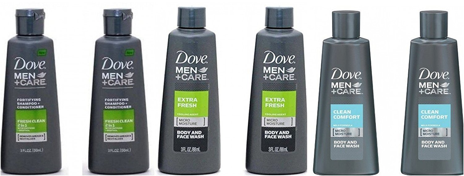 Buy Dove Mens Care Clean Comfort Body Wash 2pk Extra Fresh Shower Gel2pk 2 In 1 Shampoo Conditioner Travel Size In Cheap Price On Alibaba Com