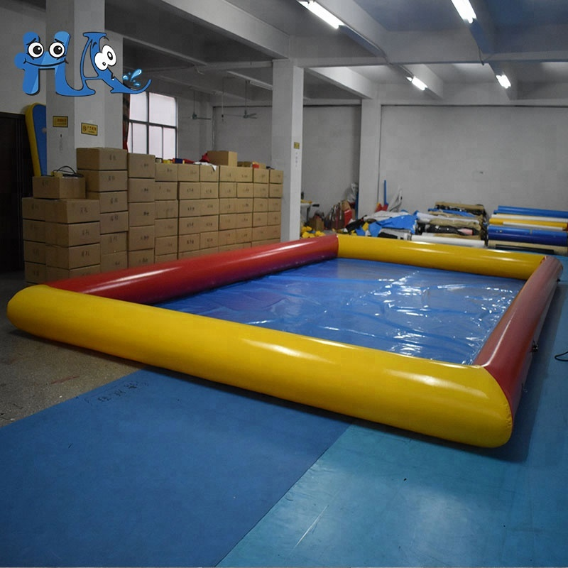 Pvc Tarpaulin Mini Kids Inflatable Swimming Pool For Sale