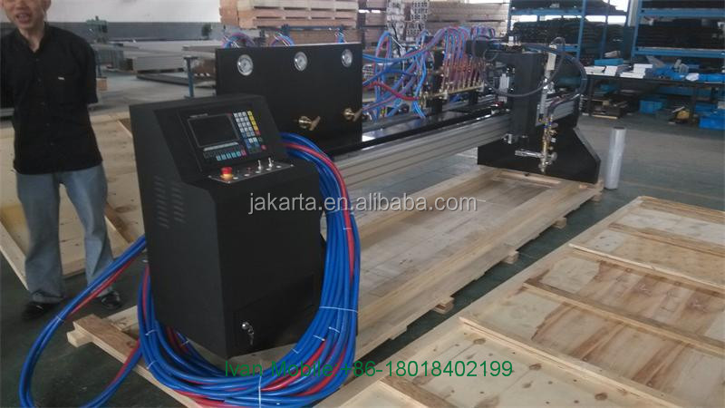 China suppliers heavy gantry style cnc flame plasma cutting machine for sale