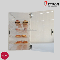 2016 Hot sale Modern Acrylic Bakery Pastry Display Case Cabinet