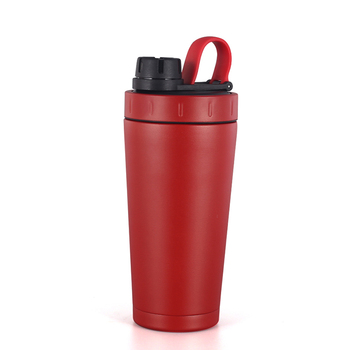 Insulated  Stainless Steel hot water bottle for fitness