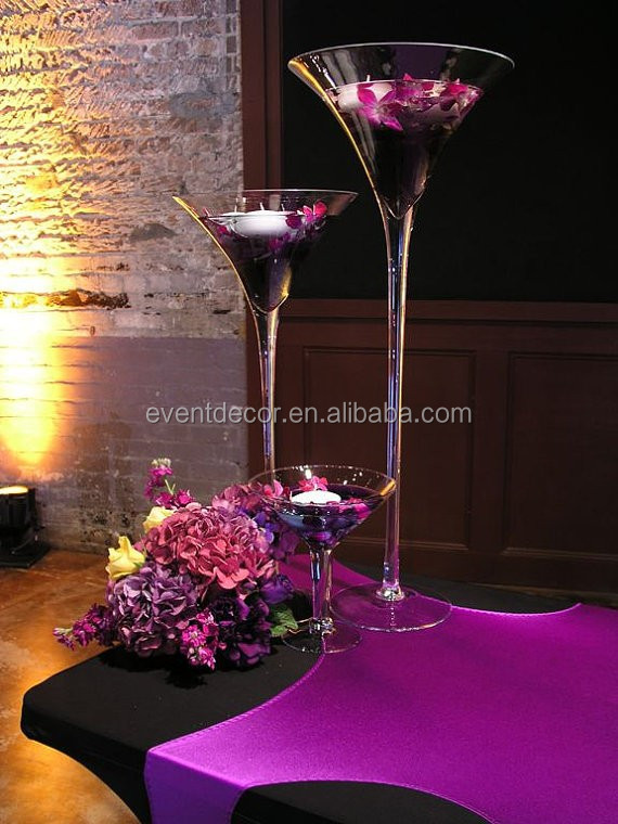 Wholesale Martini Glass Vases Centerpieces Tall Buy Martini Vase Martini Glass Vase Martini
