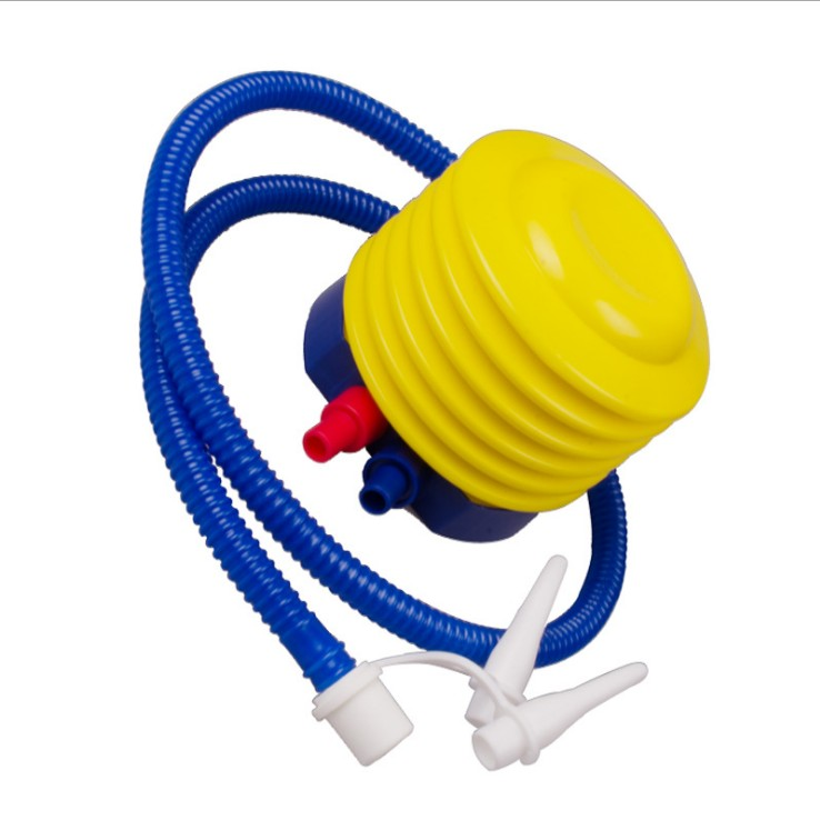 Portable mini hand air pump for Inflatable pool floats
