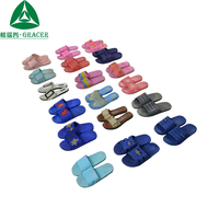 used shoes second hand design of man leather slipper used shoes guangzhou