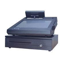 Beeprt 14,1 ''Dual touchscreen Hardware abrechnung POS maschine electronic <span class=keywords><strong>cash</strong></span> <span class=keywords><strong>register</strong></span>