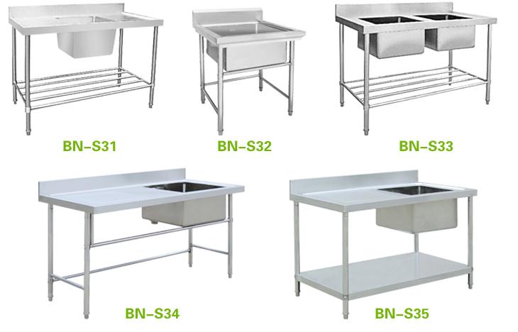 edelstahl industrie sp le doppel sch ssel edelstahl restaurant sp le bn s26 buy product on. Black Bedroom Furniture Sets. Home Design Ideas