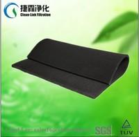 Pu Activated Carbon Sponge Filter Mesh