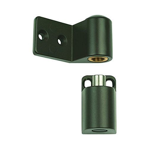 Get Quotations · Intermediate Pivot In Bronze Finish, Durable Commercial U0026  Residential, Door Hardware, Door Handles