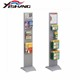 Double -sided multifunction A4 magazine exhibition stand holder