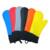 Food Grade Silicone Oven Mitt Rubber Gloves Silicone Kitchen Gloves Oven Gloves With Cotton Lining