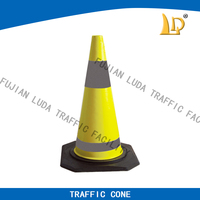 Customized Soft Road 28 INCH EVA Cones For Sale