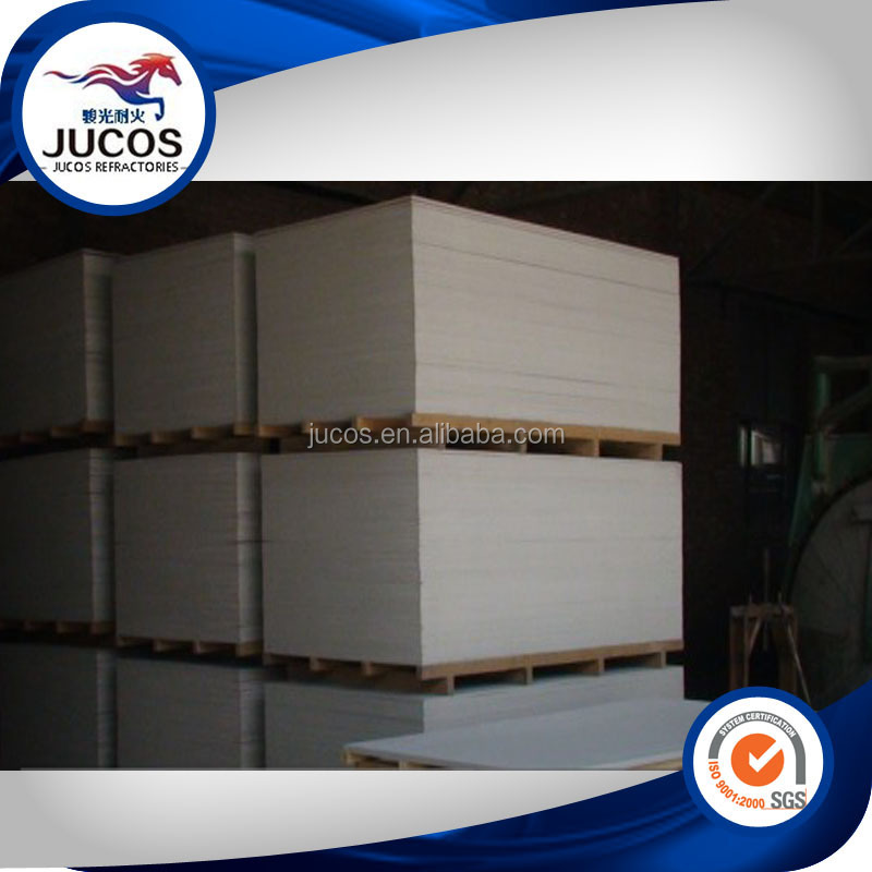 Bulk Density 230kg/m3 Calcium silicate for all kinds of furnace body insulation