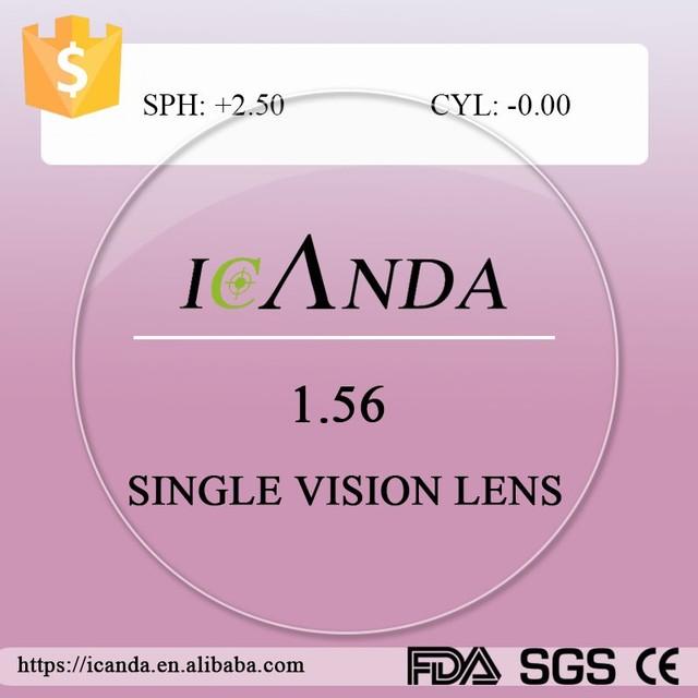 a58f276a88 optical lenses super hydrophobic coating 1.56 hmc emi ar