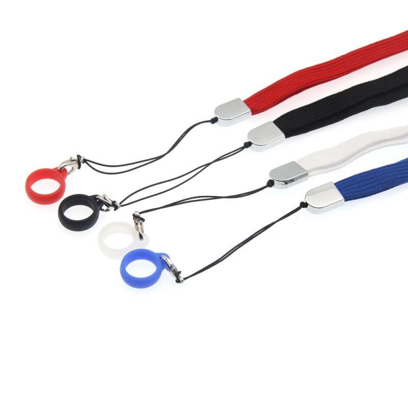 Best quality ecig flat vape pen pod lanyard for juul battery lanyard for myle battery lanyard band for easy carrying фото