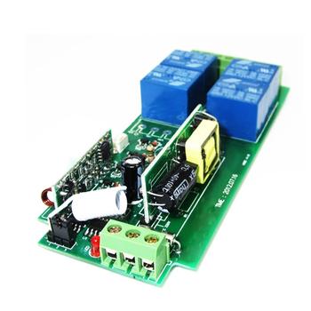 Ac85 250v Relé 4 De Control Remoto Inalámbrico De Rf Interruptor De Control De 315mhz Receptor Rf De 433mhz Para Lámparas Puertas Eléctricas Buy
