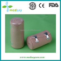 Rubber skin color high elastic bandage