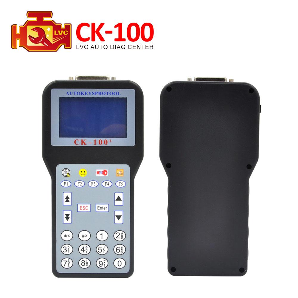 Оптовая продажа CK100 ключевой программер V99.99 транспондера ключевые поколение SBB Auto Copier ск-100 DHL сообщение бесплатная доставка