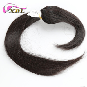 xblhair hot selling human hair extension sale braid in weave braid in human hair bundles