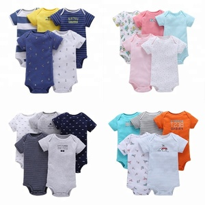 Unisex crawling carters baby boy clothes newbron grow baby girl rompers