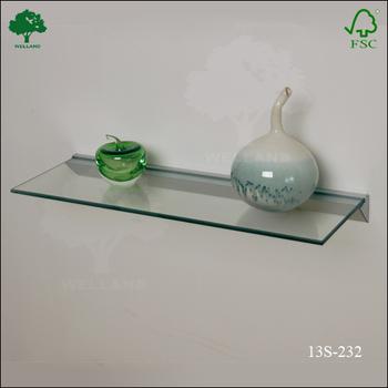 Delicieux Living Room Tempered Glass Shelf