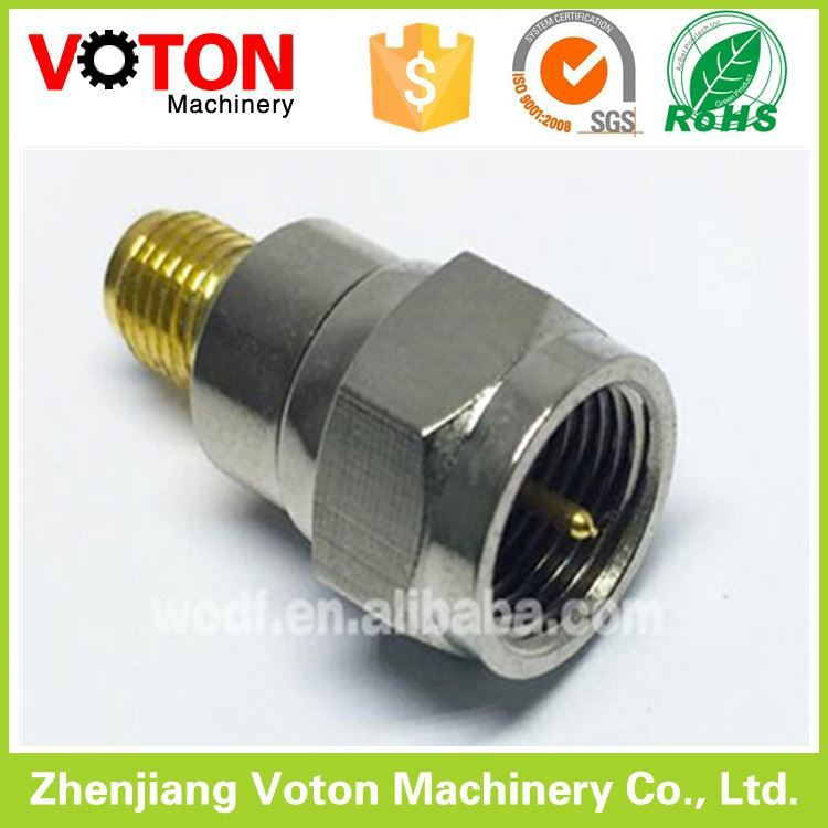 SMA female to F male 180 degree high quality adaptor