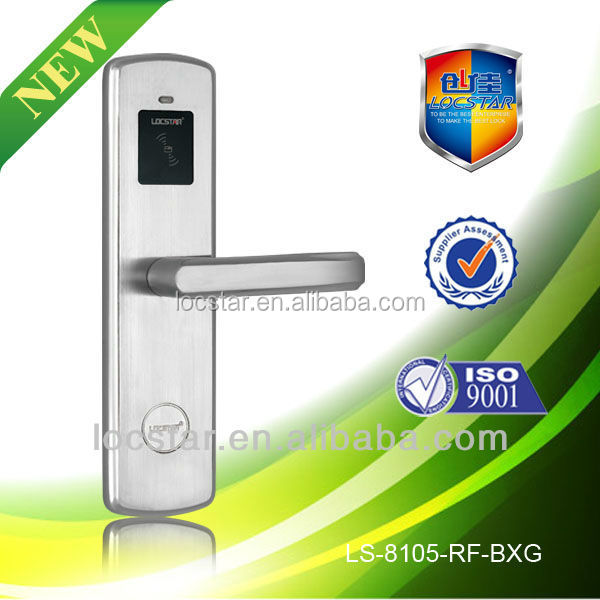 Network Rf Card Hotel Door Lock