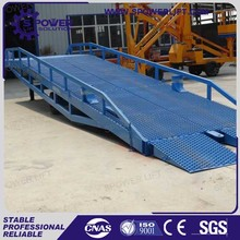 Spower 12T foklift container mobile loading ramp for sale