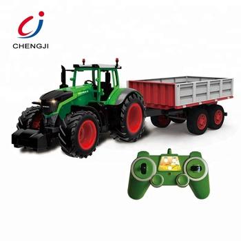 Toy Tractors For Sale >> 1 16 Remote Control Farmer Dump Rc Toy Tractors For Sale Buy Rc