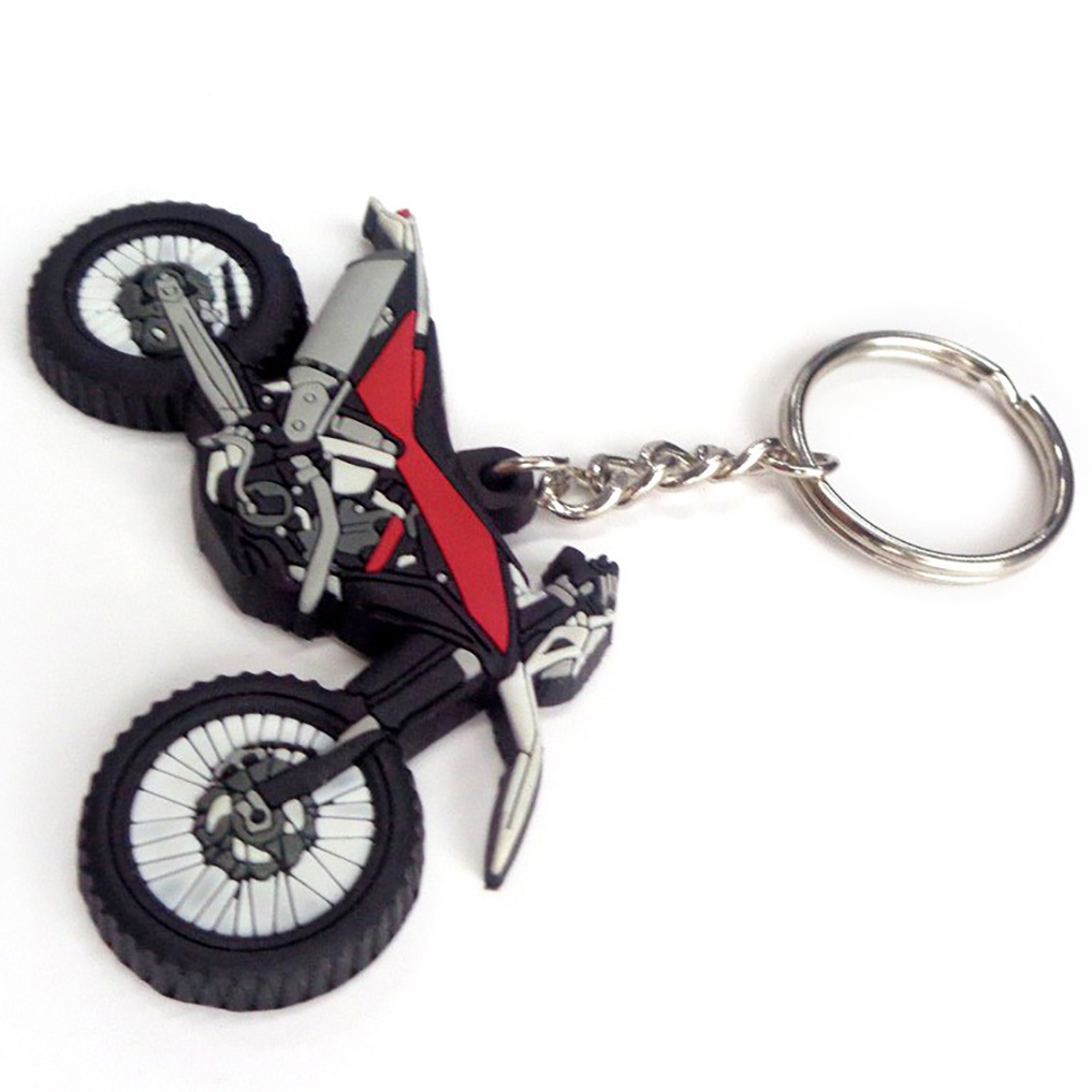 Quality Chinese Products Vintage Steel Mini motorcycle Keychains