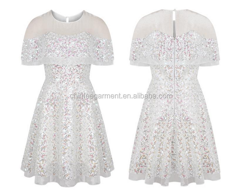 Desain Dress Pesta