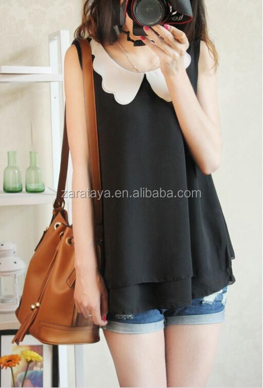 venta al por mayor modas de camisas elegantes para mujer-compre