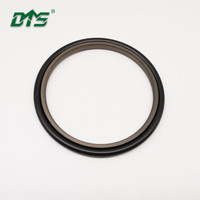 hydraulic cylinder bronze rod step oil PTFE seal with rubber o ring