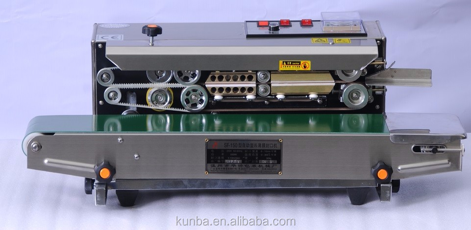 SF-150W машина для запечатывания пакетов