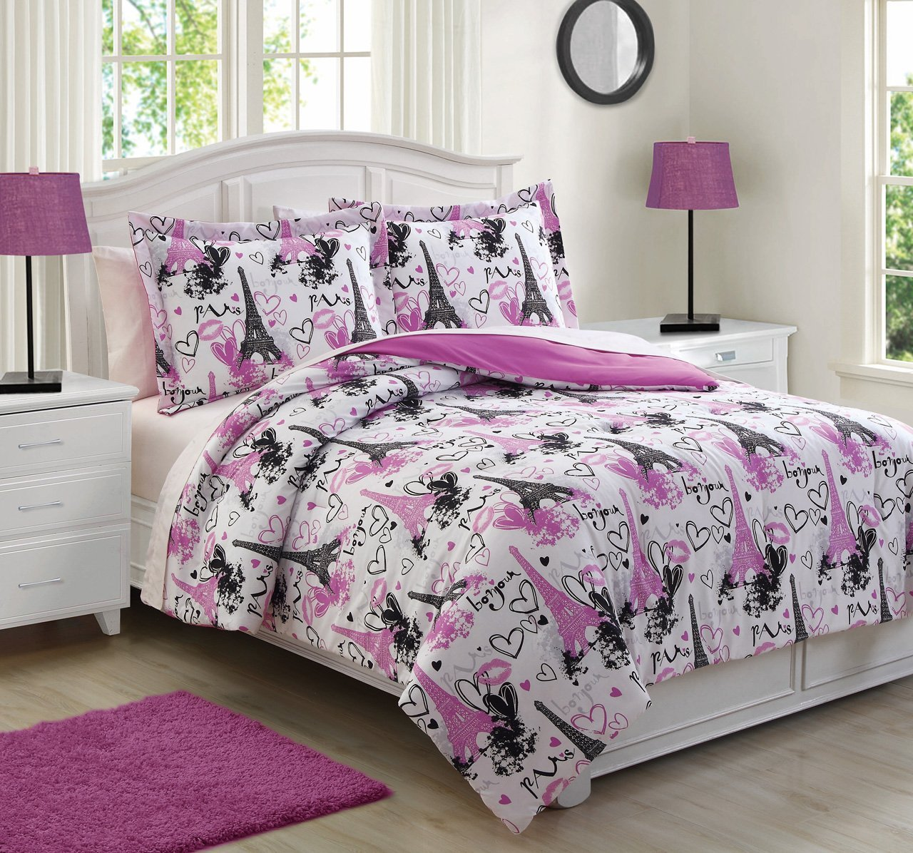 twin pictures to decor zozzy hash your and xl pink of comforter sets beautify home cute bedroom blush s