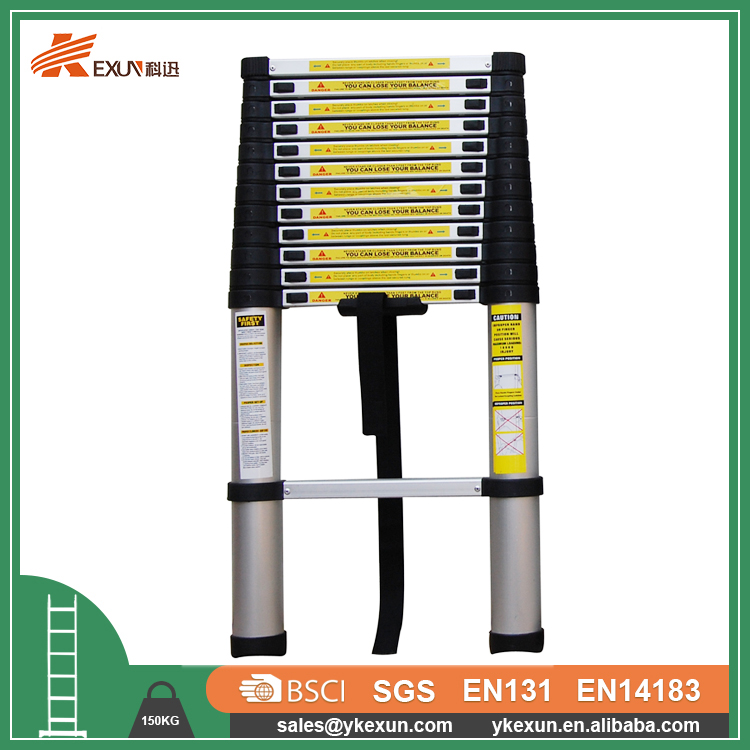 Aluminum Telescopic Ladder, Aluminum Telescopic Ladder Suppliers and ...