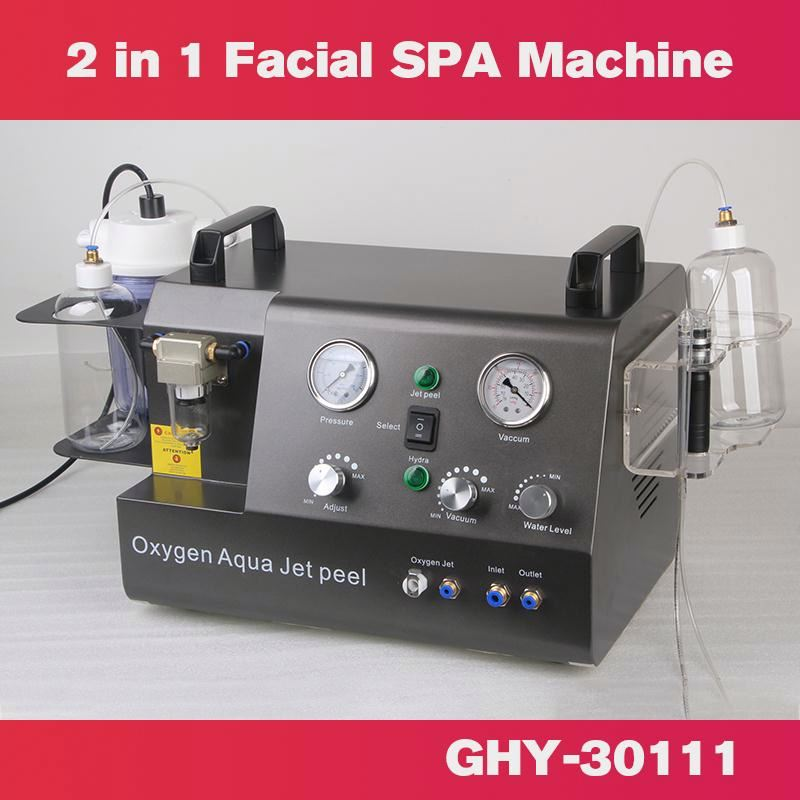 OEM Service Body stretch marks Reduction of acne and post acne hydro dermabrasion machine salon use