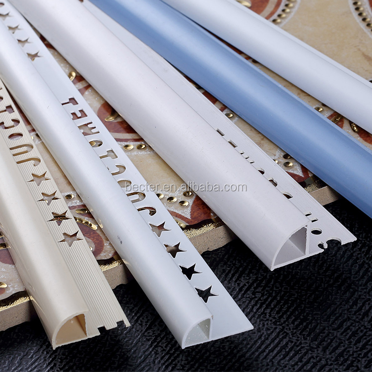 Professional Manufacture Aluminum and Stainless Steel Tile Trim