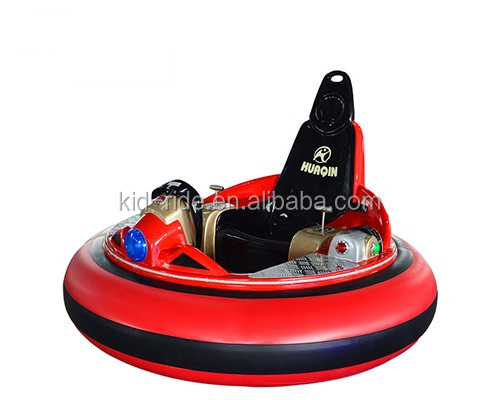 China Manufacturer amusement park equipment indoor Electric Inflatable Kid Bumper Car for sale with CE approved